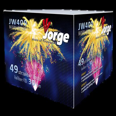 JW 409 Show of fireworks