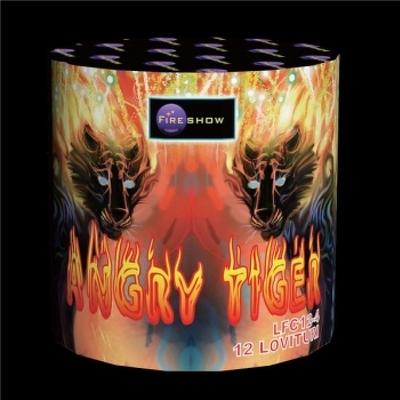 LFC 12 Angry Tiger