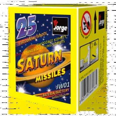 JW 01 Saturn missiles