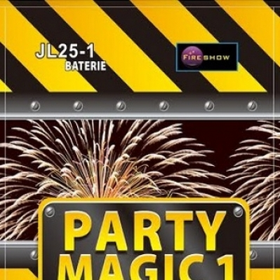 JL 25-1 Party Magic