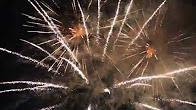 Fireworks in Moldova