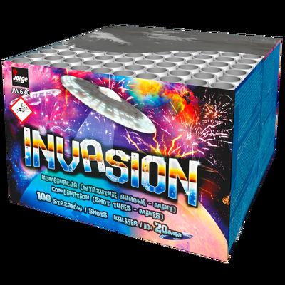 JW 630 Invasion