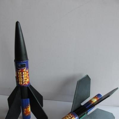 B 015 Crazy Bomb