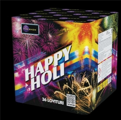 CL 4980A Happy Holi